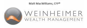 Weinheimer Wealth Management LLC - Matt MacWilliams